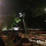 Prater Beer Garden