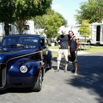 1940 Buick Classic getting all of attention