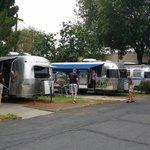 The Italians and their airstreams