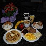 BW Breakfast Full