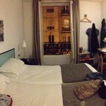 Panoramic view of our room 305