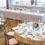 Check out our gorgeous wedding set ups.