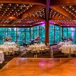 Enjoy our incredible indoor wedding space.