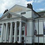 Deutsche Oper am Rhein, Duisburger Haus