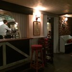 The Hospitable Bar with Local Cider and Real Ales