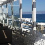 balcony of honeymoon suite
