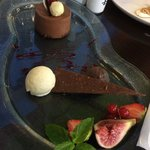 Mousse au chocolat au Yuzu