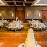 Hyatt Lodge is well known as a great wedding space, our indoor function space .