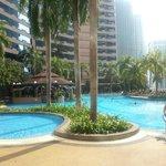 piscina al 4° piano