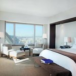 Deluxe room with spectacular city view