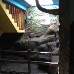 intérieur guesthouse