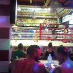 Podes disfrutar del Muay Thai cerca del hotel