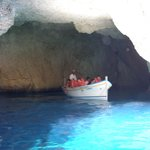 The Blue Grotto