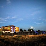 New solar panels supply energy to our hotel helping us to go GREEN