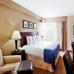 Enjoy our spacious King Bed Guest Room