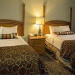 Two Bedroom, 1 Queen Bed, 2 Double Beds