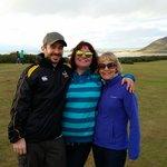Martin, Lynsey & Pam at Rhossili