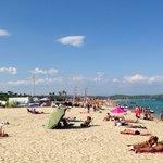 Photo de Bagatelle Beach
