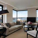 Presidential Suite - lounge room
