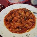 Sausage and pepper gnocchi