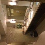 Great clean lobby bathrooms