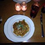 Fresh Pasta & Bolognese Sauce