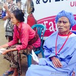 Last Free Community Health/Medical Care, append the September 04th, 2014 in Desa Bukian, Payanga