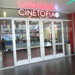 "The ""famous"" CINETOPIA"" to where 3D is not available..."