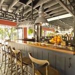 Bar at Pandora