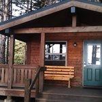 Tillamook cabin