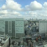 Day time view of Shibuya. Nothing super exciting, but could be worse, and good natural light...