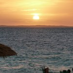 Sunset at Hemingways