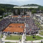 Internazionali d'Italia (cancha auxiliar desde el estadio central)