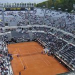 Internazionali d'Italia (cancha del estadio central)