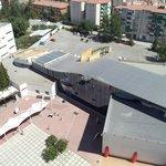 Vista desde Parque de las Ciencias de Granada