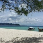 Lunch stop at quiet and scenic Koh Poda