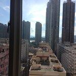 Hongkong-style view