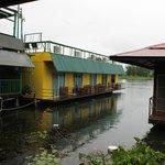 Foto de Sam's River Rafthouse