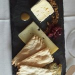 Three Cheese Plate..