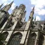 Cathedrake Notre-Dame de Rouen