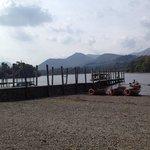 Down at the lake