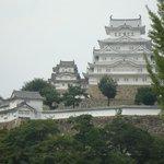 The Castle is in walking distance