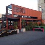 Re-start Mall, Christchurch.