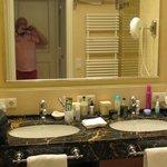 Badezimmer + WC vom feinsten