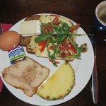 ontbijt voorbeeld