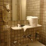 Ванная комната (справа - душевая)