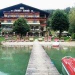 Seewinkel hotel September 2014