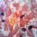 Pizza chorizo fromage