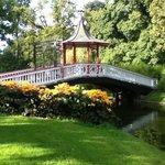 puente estilo oriental
