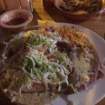 Fish tacos combo